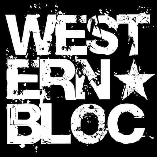 Western Bloc Recordings Logo